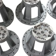 Multi Spindle Head Shell/Case Main Body for Drill and Tap Mchine