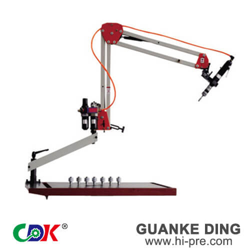 Electric Tapping Arm Machine Auto Pneumatic Servo type