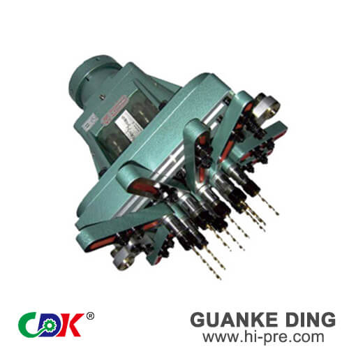 Multiple Spindle Drilling Heads for Drill Machine U type