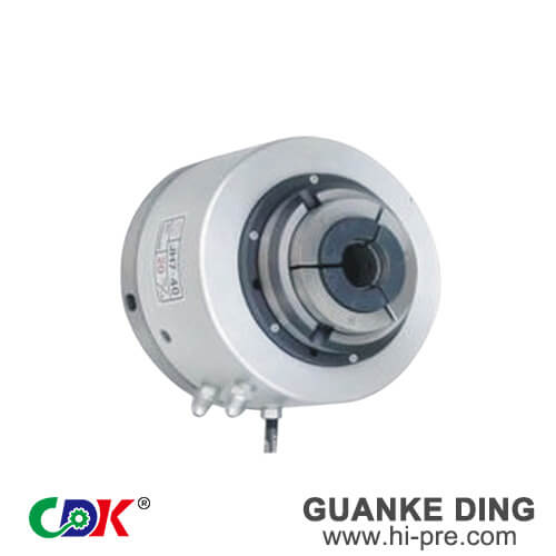 Pneumatic Collet Chuck for Lathe Cutting Machine