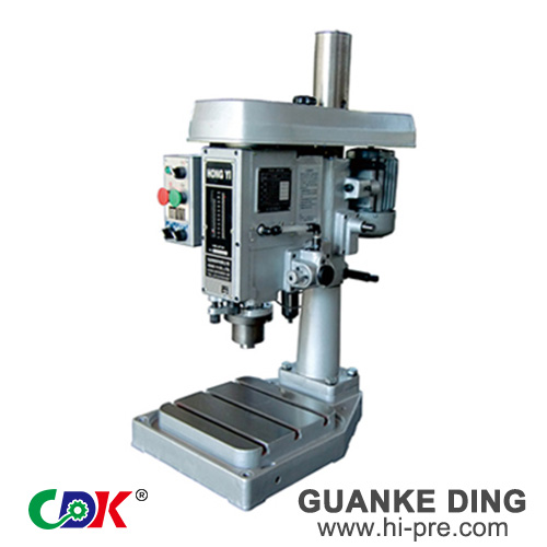 Pneumatic and Hydraulic Automatic Drilling Machines