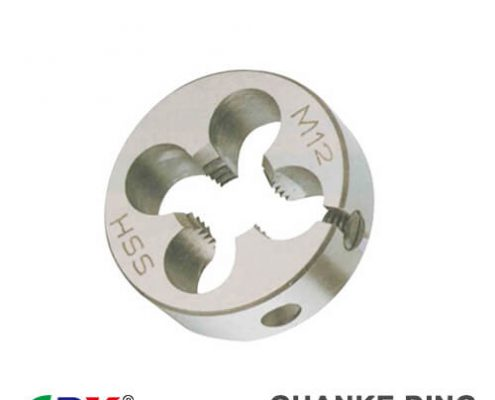 Round Die Set Screw Adjustable CNC Lathe Machine Tool