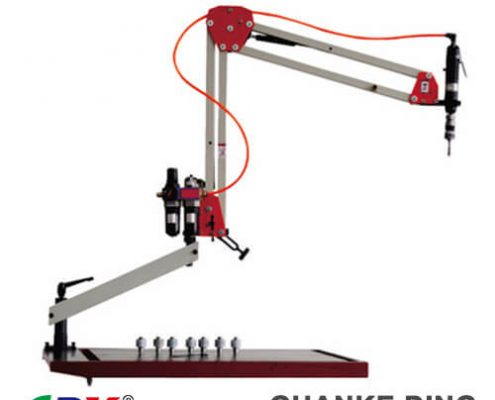 Tapping Machine for Nuts threading Flex Arm electric type